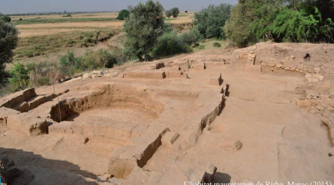 Abdelfattah Ichkhakh (Inspection des monuments historiques Essaouira), L'architecture de terre au Maroc antique : état de la question