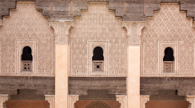 Grandes capitales del mundo islámico medieval: Pasado y presente