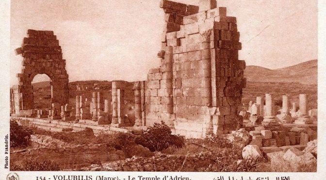 Véronique Brouquier-Reddé : Sur les pas de Louis Chatelain, archéologue et épigraphiste