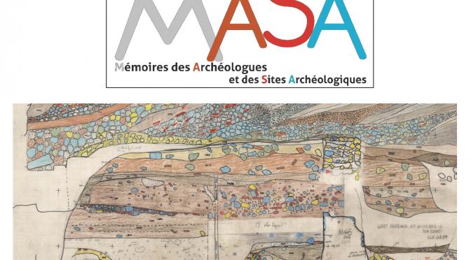 Archivage, publication et mise à disposition de données archéologiques