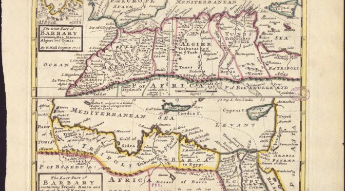 Travaux en cours sur l'Afrique du Nord de l'Antiquité à nos jours