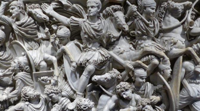 Die Umgestaltung der römischen Welt – Neue Perspektiven, bekannte Probleme