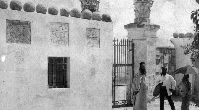 L'archéologie au Maghreb durant la période coloniale